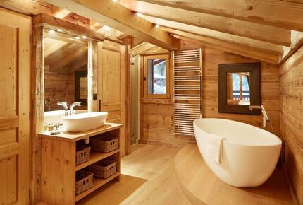 1 of the most luxurious amazing chalets -Chamonix