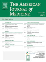 cover of American Journal of Medicine