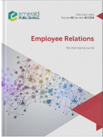 Cover of Employee Relations