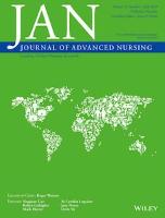 Cover of Journal of Advanced Nursing