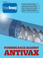 The BMJ cover image