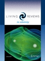 Cover of Living Reviews in Relativity