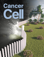 Cover of Cancer Cell