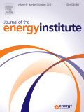 Cover of Journal of the Energy Institute
