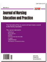Journal of Nursing Education and Practice