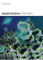Cover of Nature Reviews Chemistry