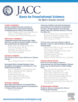 Cover of JACC: Basic to Translational Science