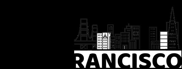 This San Francisco cityscape logo