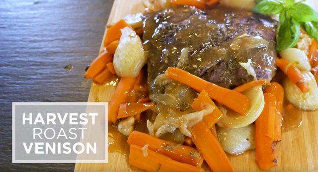 Harvest Roast Venison