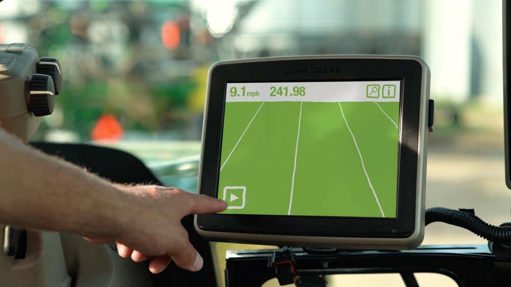 Precision Ag Sustainability
