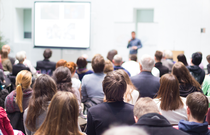 Blog speakerseries