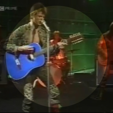 Queen Bitch on the Old Grey Whistle Test