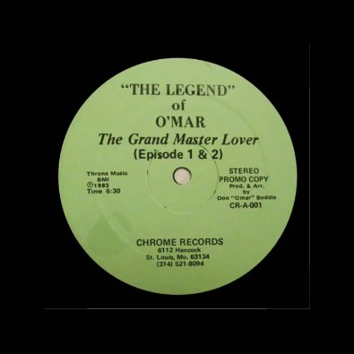 The Grand Master Lover
