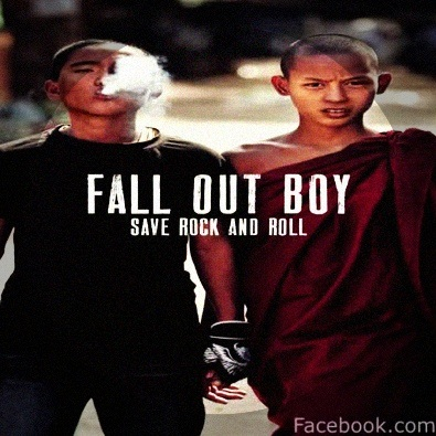 Foxes fall out boy