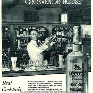 Booth's Dry Gin
