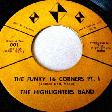 The Funky 16 Corners