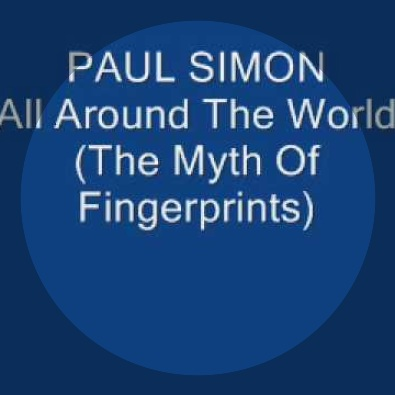 All Around the World or the Myth of Fingerprints