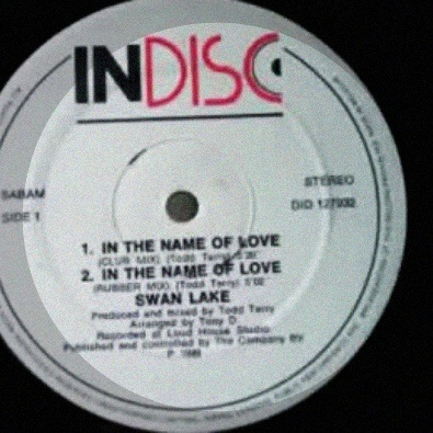 In the Name of Love (club mix)