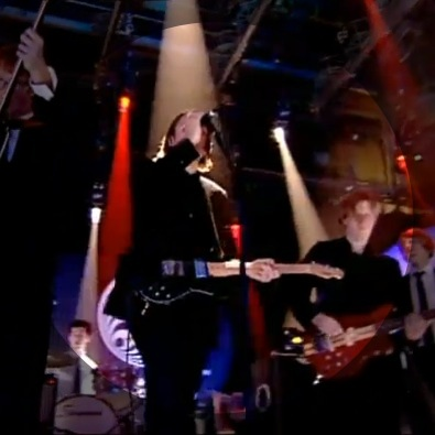 Rebellion (Lies) - Live on Top of the Pops