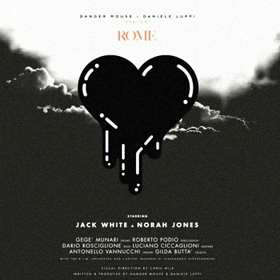 Two Against One (feat. Jack White)