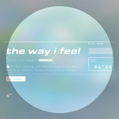 The Way I Feel (Recycle Culture's Slow Emotion Reel)