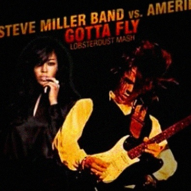 Gotta Fly Now (Steve Miller Band v Amerie Lobsterdust mashup)