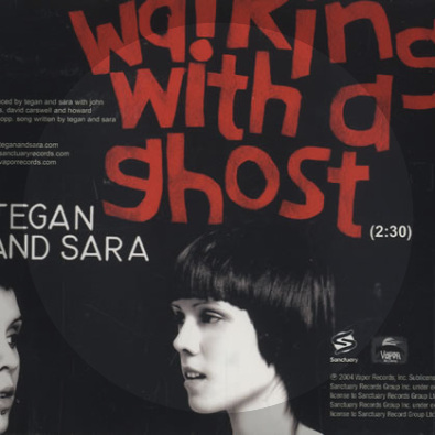 Walking With A Ghost