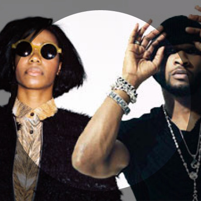 See Youth (Usher vs Santigold)