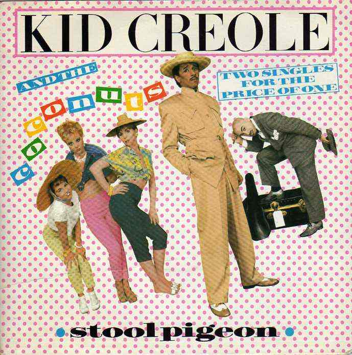 Kid Creole And The Coconuts* Kid Creole & The Coconuts - The Lifeboat Party