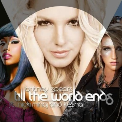 Till the World Ends (Remix) (feat. Nicki Minaj & Ke$ha)