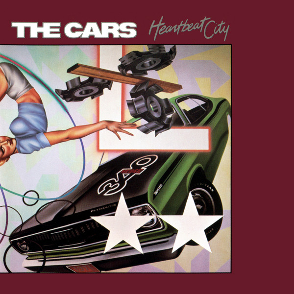 Heartbeat City The Cars Video