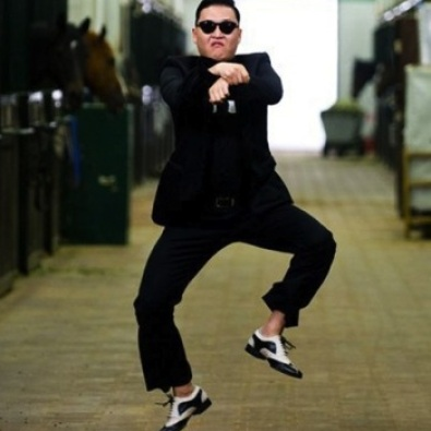 Gangnam Style Music Video Without The Music