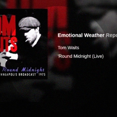 Emotional Weather Report (Live)