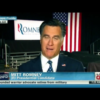 Will The Real Mitt Romney Please Stand Up