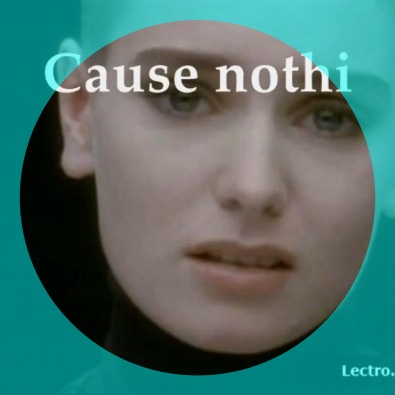 Nothing Compares to You-Sinead O'Connor