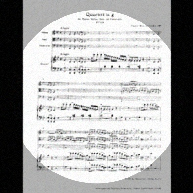 Piano Quartet No. 1 In G Minor, K. 478 - composed
