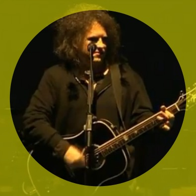 Robert Smith Solo Set ! (BBK Festival)