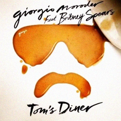 Tom's Diner (feat. Britney Spears)