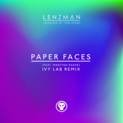Paper Faces (feat. Martyna Baker) (Ivy Lab Remix)