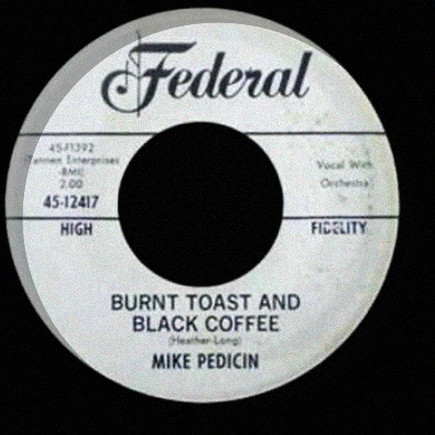 Burnt Toast and Black Coffee
