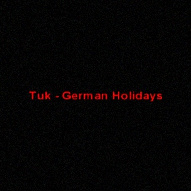 German Holidays