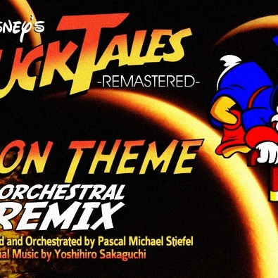 DuckTales Remastered - Moon Theme Remix