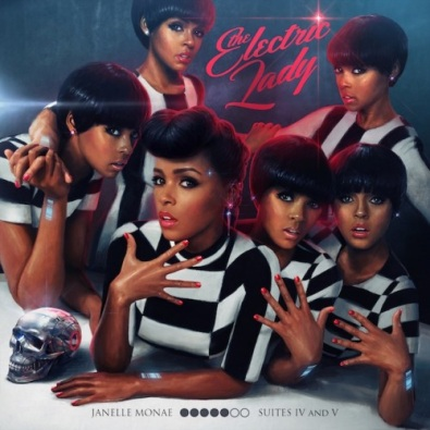 Electric Lady (feat. Solange)
