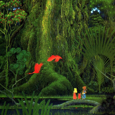 A Bell Is Tolling - Secret of Mana OST