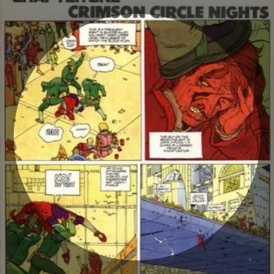 Mungolian Jetset presents Knights Of Jumungus - The Dark Incal