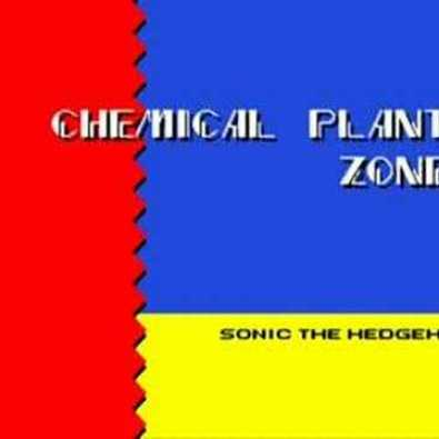 Sonic 2 - Chenical Plant Zone