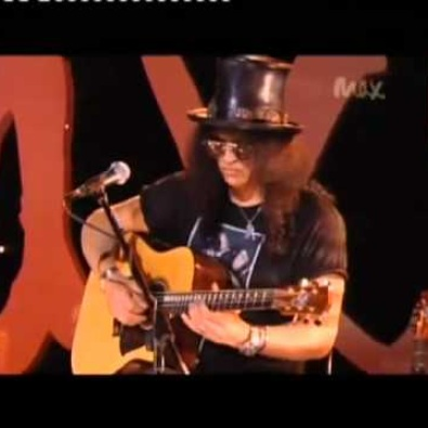 Sweet Child O' Mine Rare Acoustic