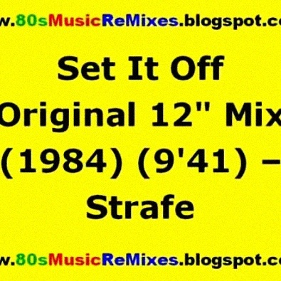 Set it Off - Walter Gibbons Love Mix