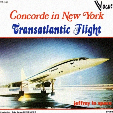 Concorde in New York