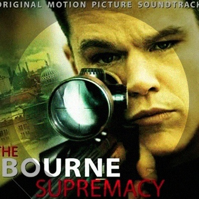 To the Roof (The Bourne Supremacy)
